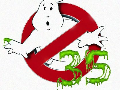 Ghostbusters 35th Anniversary
